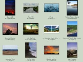 May submissions 2nd-5th by Scapes-club