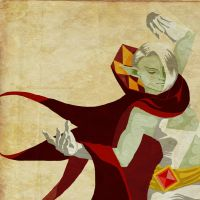 Lord Ghirahim by MegWhiteIII