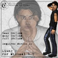Liung For M4 by Childe-Of-Fyre