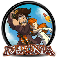 Deponia - Icon by Blagoicons