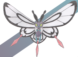 Mega Butterfree by Steve14141