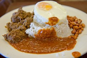 Nasi Lemak by patchow