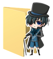 Ciel Phantomhive icon by Hinatka3991