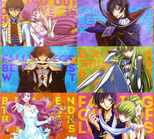 Code Geass Picspam by bbernkastel