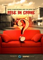 Crime on the rise by owdesigns
