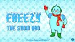 Freezy the Snow Bro by AnutDraws
