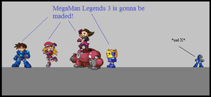 MegaMan Legends 3... by TPPR10