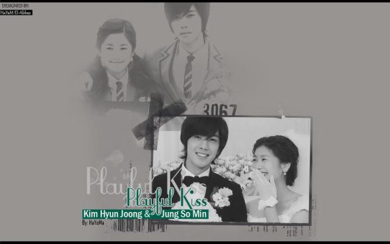 Playful Kiss , Korean Drama by Hayoma