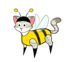Bumblekitten by autogatos