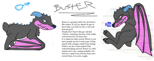 Selling Buster :Adoptable OPEN: by TurkFish