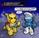 Lil Formers - Crossover Mania by MattMoylan