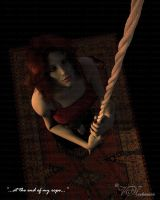 ...at the end of my rope...' by vaia