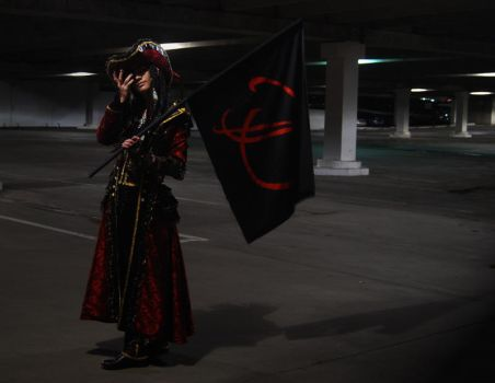 Night Ship Asagi Cosplay by FilthyWarumono