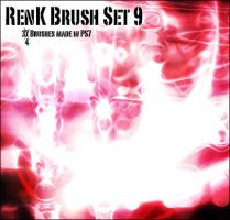 RenK Brush Set 9 by RendiaX