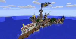 Amity 69 New Town Hall by artboy-2