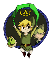 Wind Waker by GabySakura