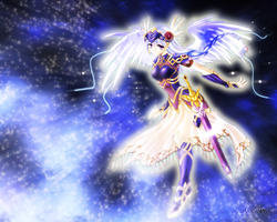 Angel Wallpaper 2 by Nemo93