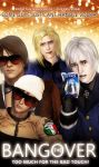 Hetalia - Bad Touch Trio in The Bangover by SovietMentality
