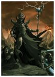 .the.lich.king by Coliandre