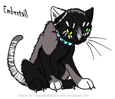 Warrior Cat Adoptable CLOSED by MrSmiledog