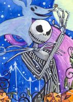 nightmare before christmas by 2346119