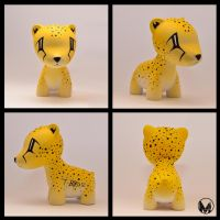 Cheetah by MindoftheMasons