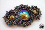 Iris Barrette by GoodQuillHunting