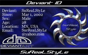 SuReaLStyLe ID by surealstyle