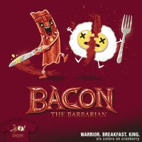 Warrior Breakfast King  tee by InfinityWave