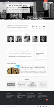 Orcur - Multi-purpose event, Responsive Template by AmayaMedia