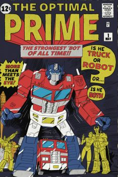 The Optimal Prime by ShinGallon