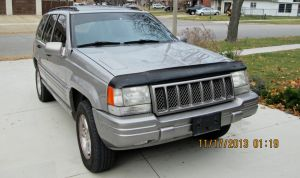 Jeep Grand Cherokee 5.9 Limited Front by catsvsfox