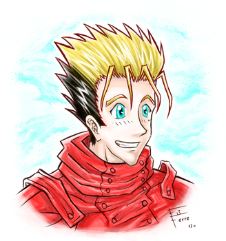 Vash X3 by BlackBerry007