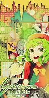 Gumi Megpoid by Laxe-BloodyDays