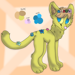 Morgs Lionsona Ref (Shaded) by Rebel--99