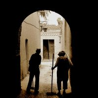 Bonjour old town by Nile-Paparazzi