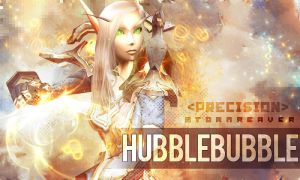 Hubblebubble Profile Banner by Jassinta