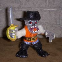 Ghost Pirate Mini with Cutlass by the-gil-monster