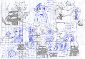 Choas of Aeoess and Liz Pg 1 by Aeoess