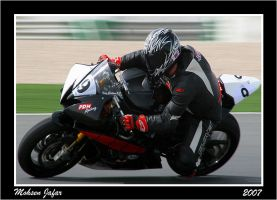 Sport Bike - Panning by Muhsen