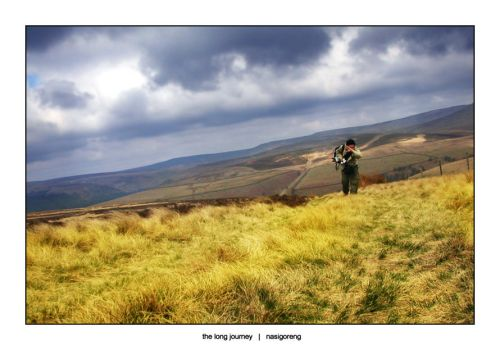 The Long Journey by nasigoreng
