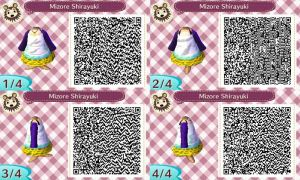 Animal Crossing New Leaf Mizore Shirayuki by WolfXSoul