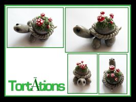 Toadstool by Tortations