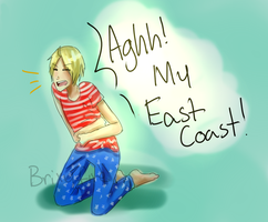 East Cost by Brixyfire