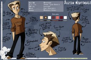 Bastian ref by flipsidered