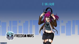 Lucy - Freedom Wars by Tobsen85