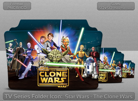 Star Wars - Clone Wars by atty12