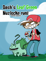 LeafGreen Nuzlocke cover page by Wotisthis
