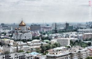 Moscow by klet4ataya