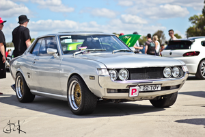 Oldschool Celica by jradphotog